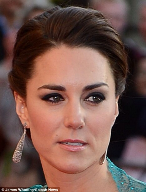Kate Middleton Makeup Look Makeup Diva Md
